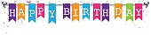 Bunting flags banner