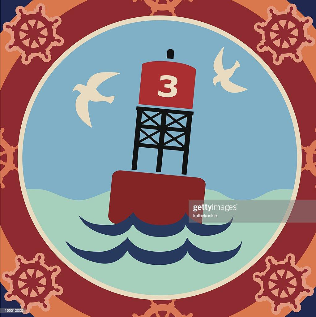 buoy : Vector Art