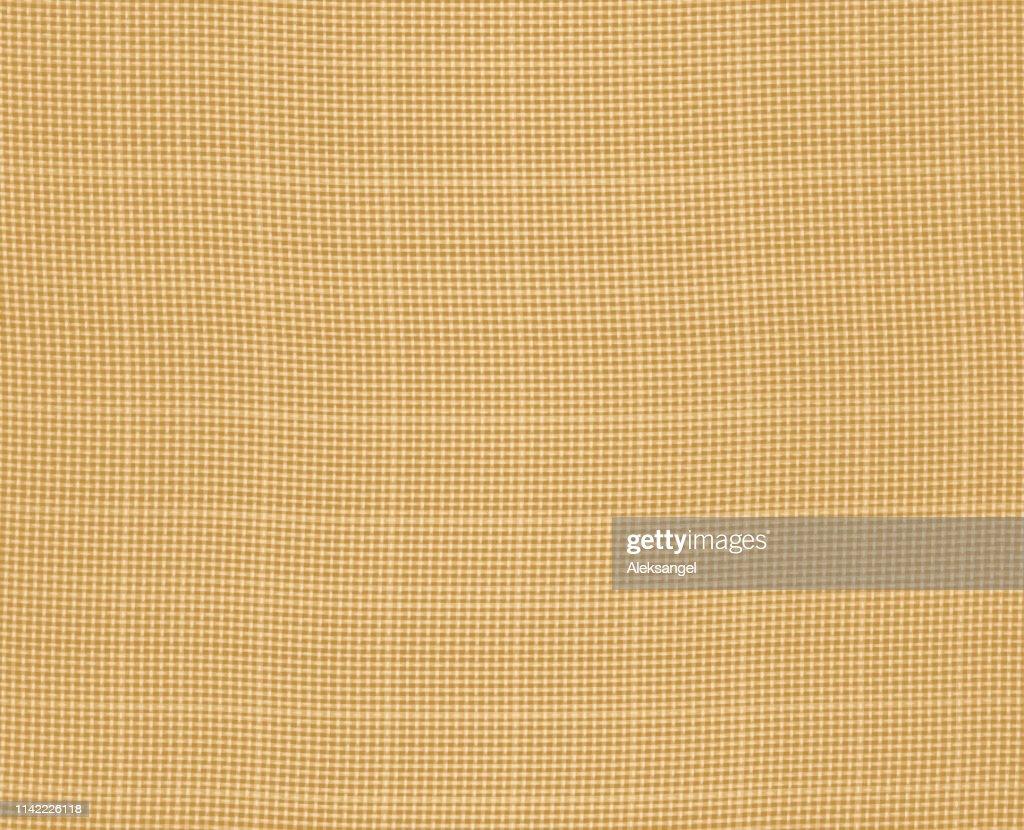 Burlap fabric seamless texture. Eps10 vector illustration.