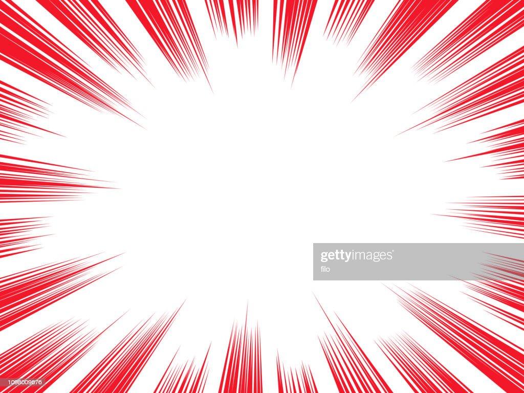 Sfondo esplosione esplosione : Illustrazione stock