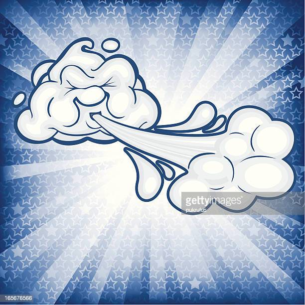 Burst Windcloud