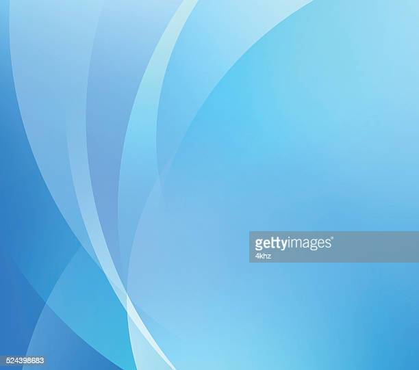 Business Abstract Smooth Blue Color Gradient Vector Background