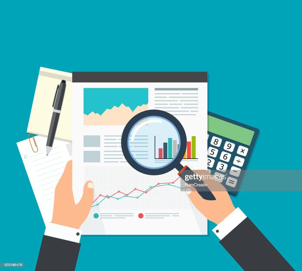 Business analyst, financial data analysis.