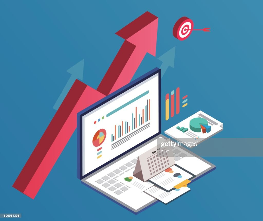 Business and data charts