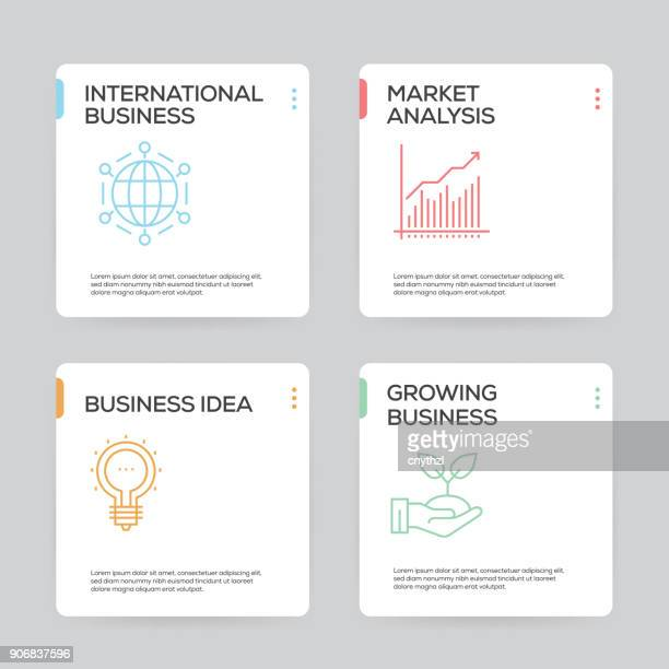 Business and Finance Infographic Design Template