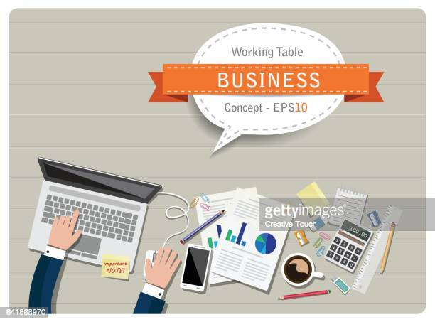 Business and office concept