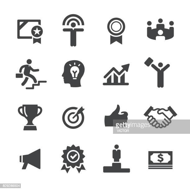 Business and Success Icons - Acme Series