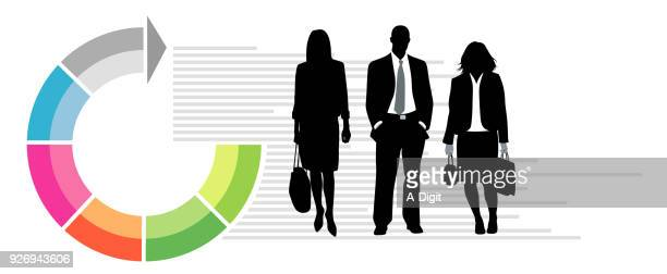 Business Assistants Infographic
