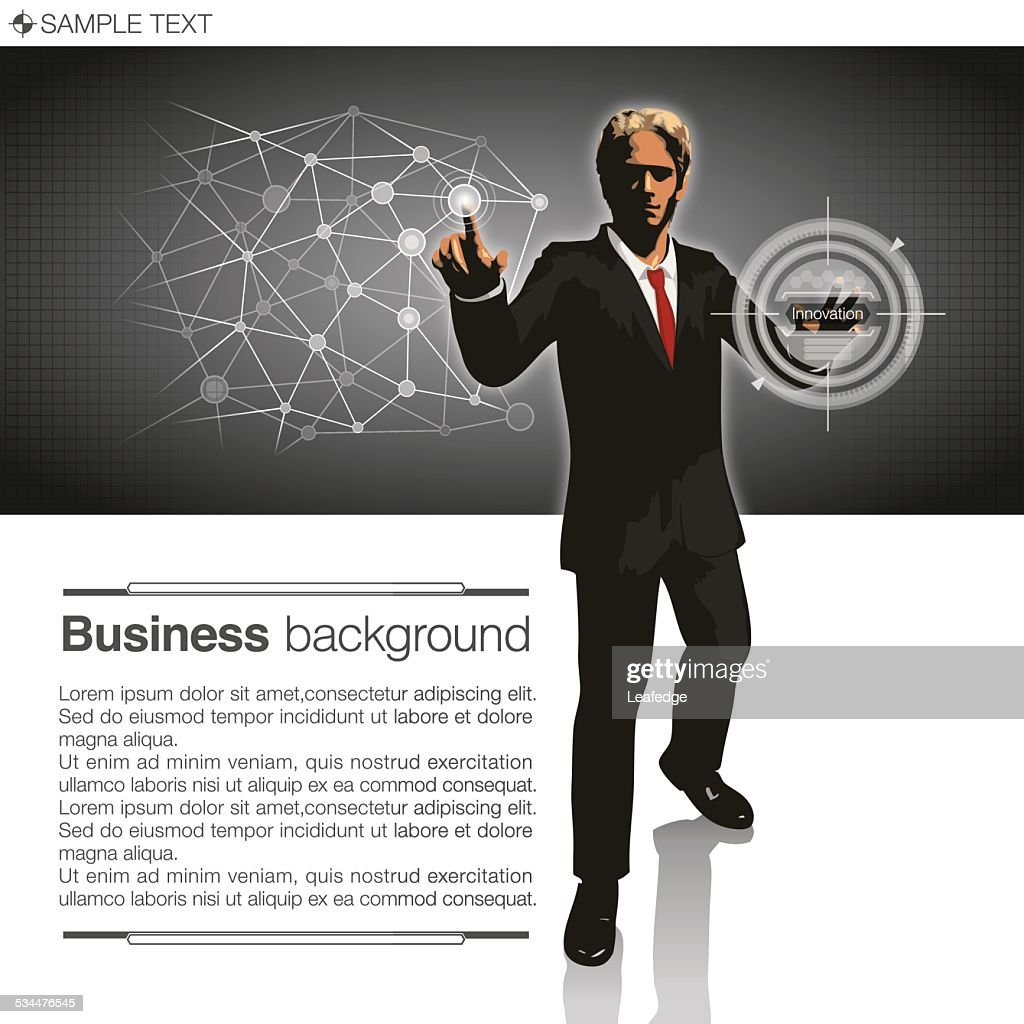 Business background[Network]