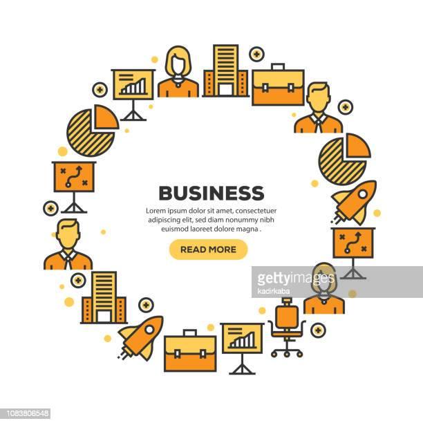 ilustrações, clipart, desenhos animados e ícones de conceito de banner do negócio - tempo é dinheiro