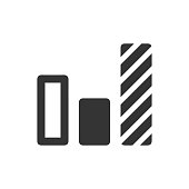 Business Bar Chart Icon