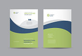 Business Brochure Cover Design   Annual Report and Company Profile Cover   Booklet and Catalog Cover