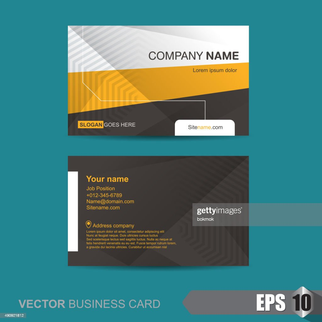 Business Card 260
