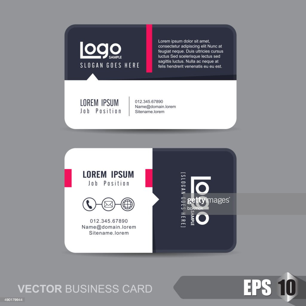 Business Card 288