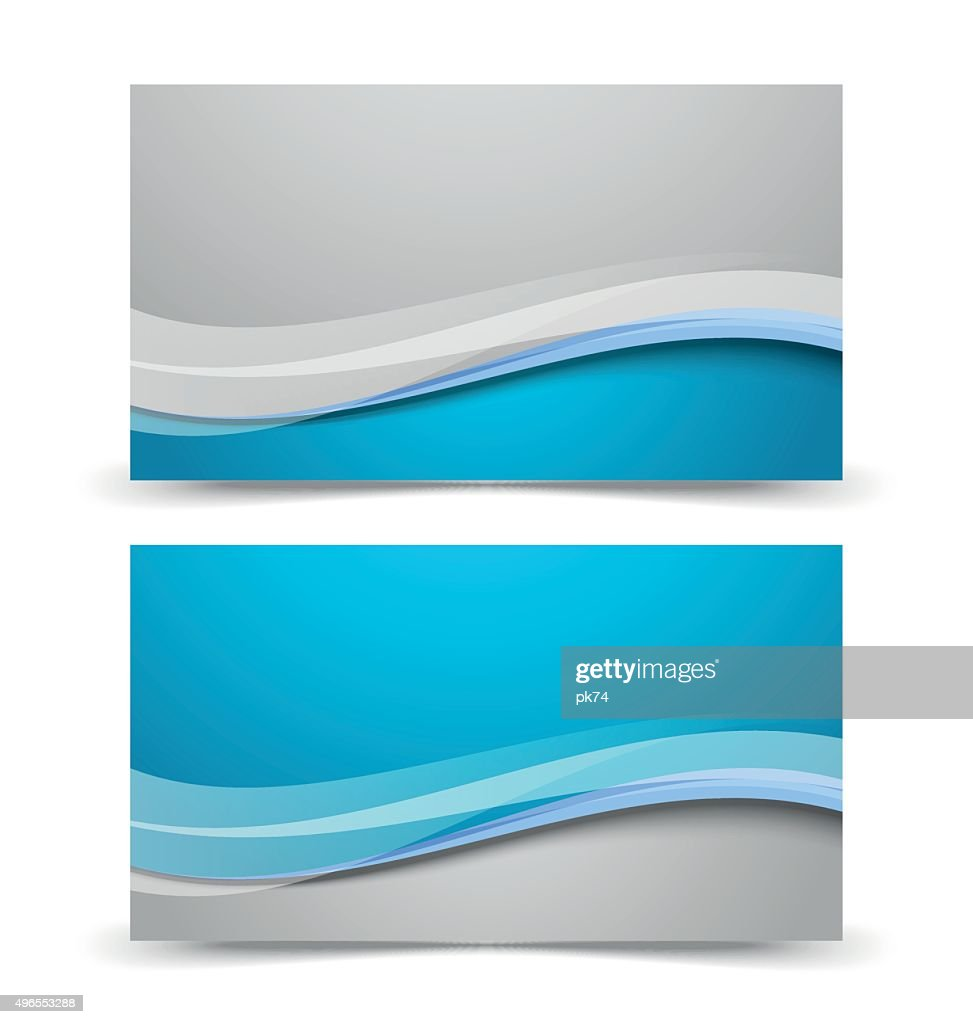 business card backgrounds vector art getty images