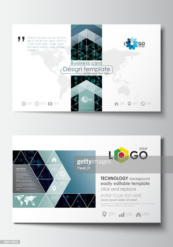 Business card templates cover design template easy editable blank business card templates cover design template easy editable blank flat vector art cheaphphosting Gallery