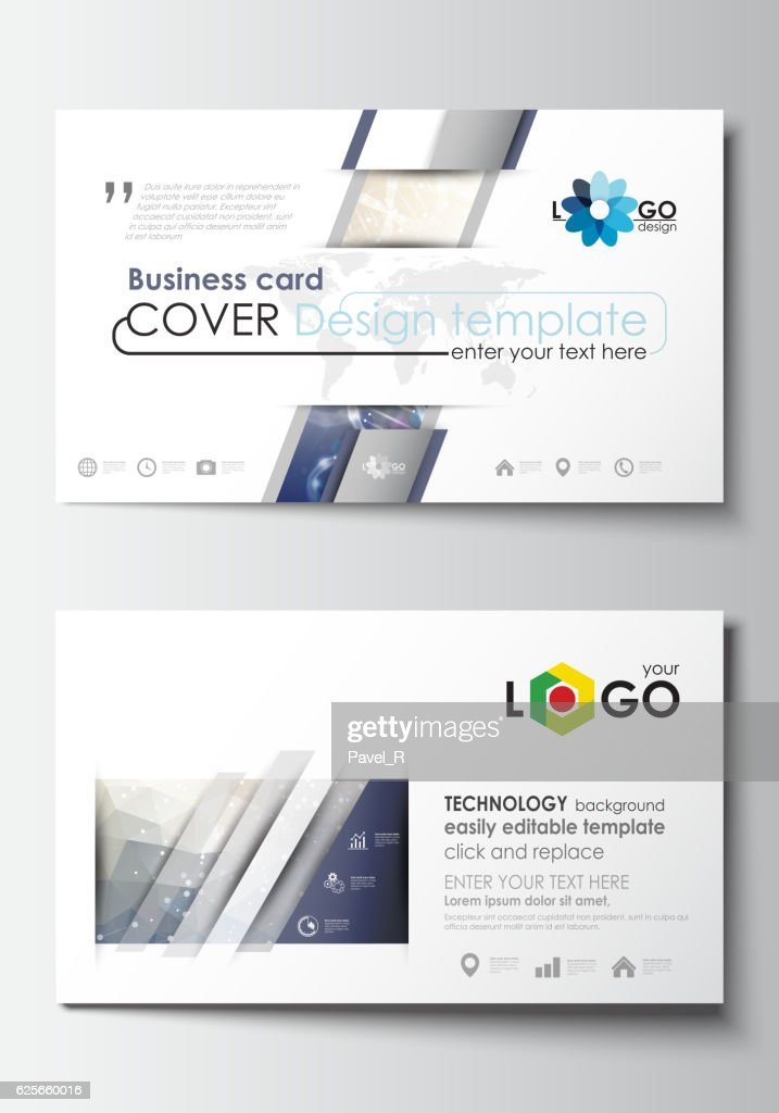 Business card templates cover design template easy editable blank business card templates cover design template easy editable blank abstract vector art accmission Images