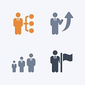 Business Career - Carbon Icons