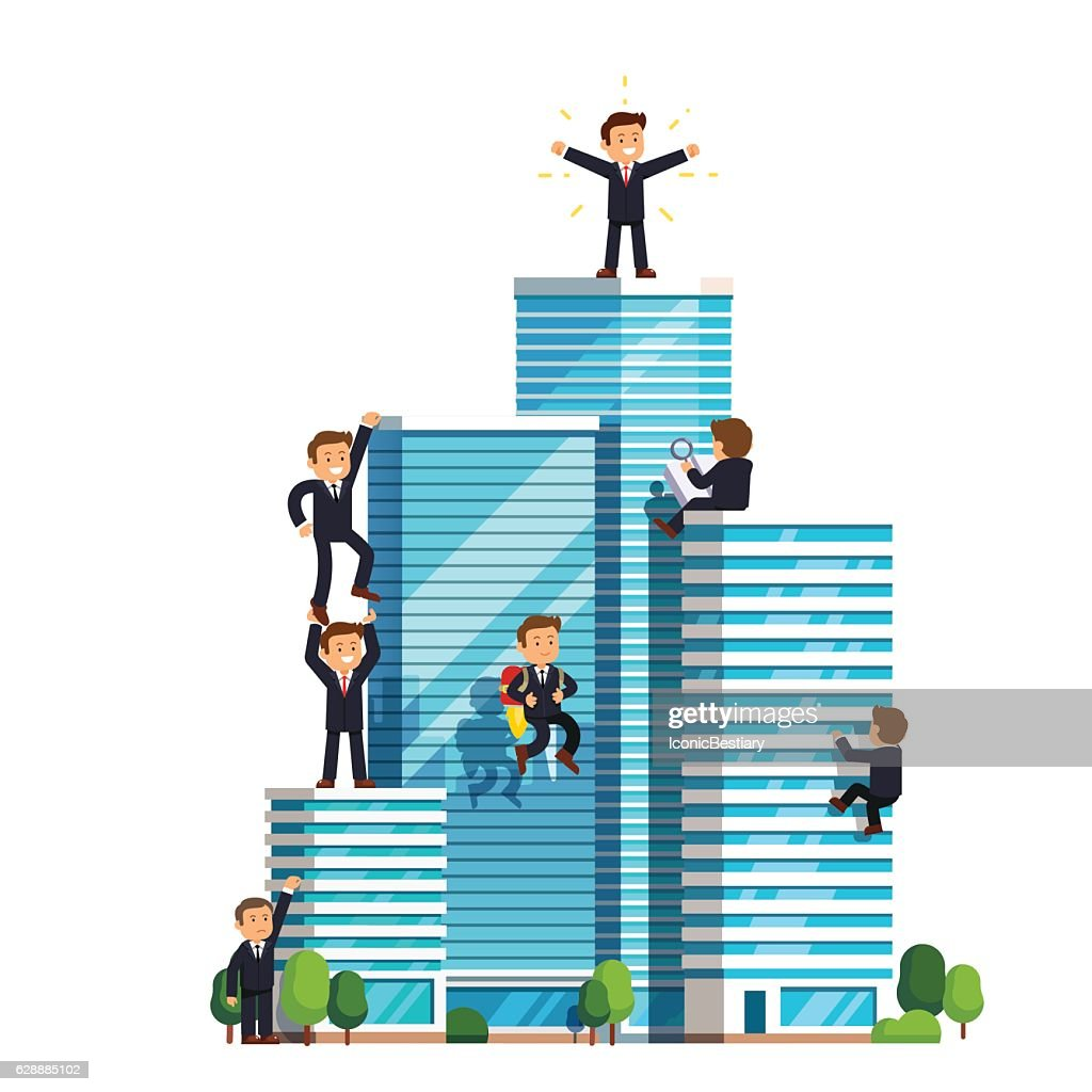 Business competition in achieving success