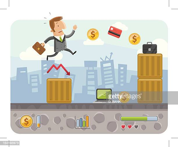 business competition - competitive sport stock illustrations, clip art, cartoons, & icons