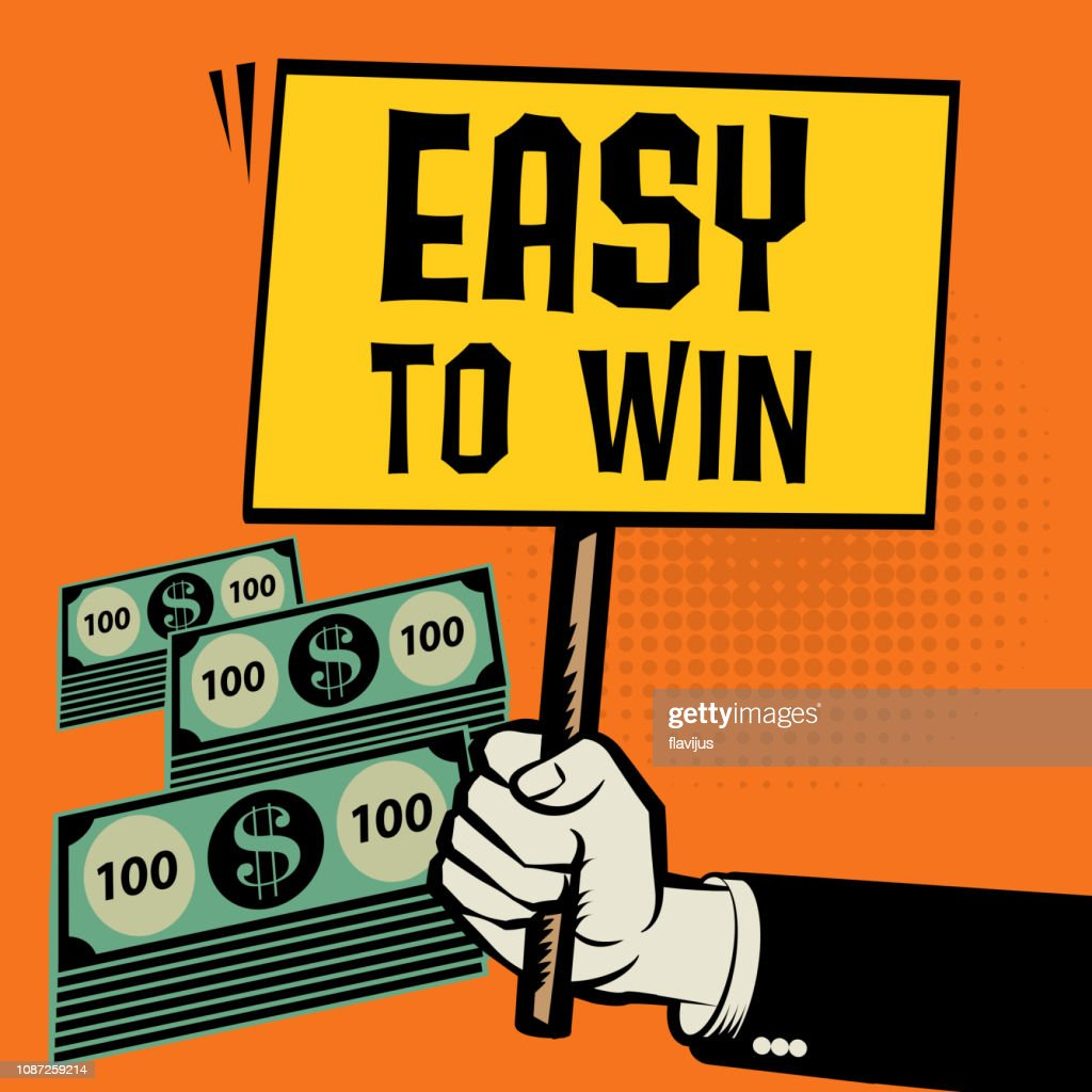 Business concept EEasy to Win