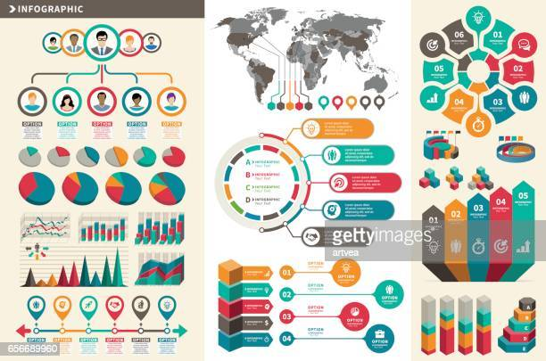 Business Concept Infographic Element