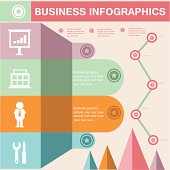 Business concept,Info graphics,for text,vector