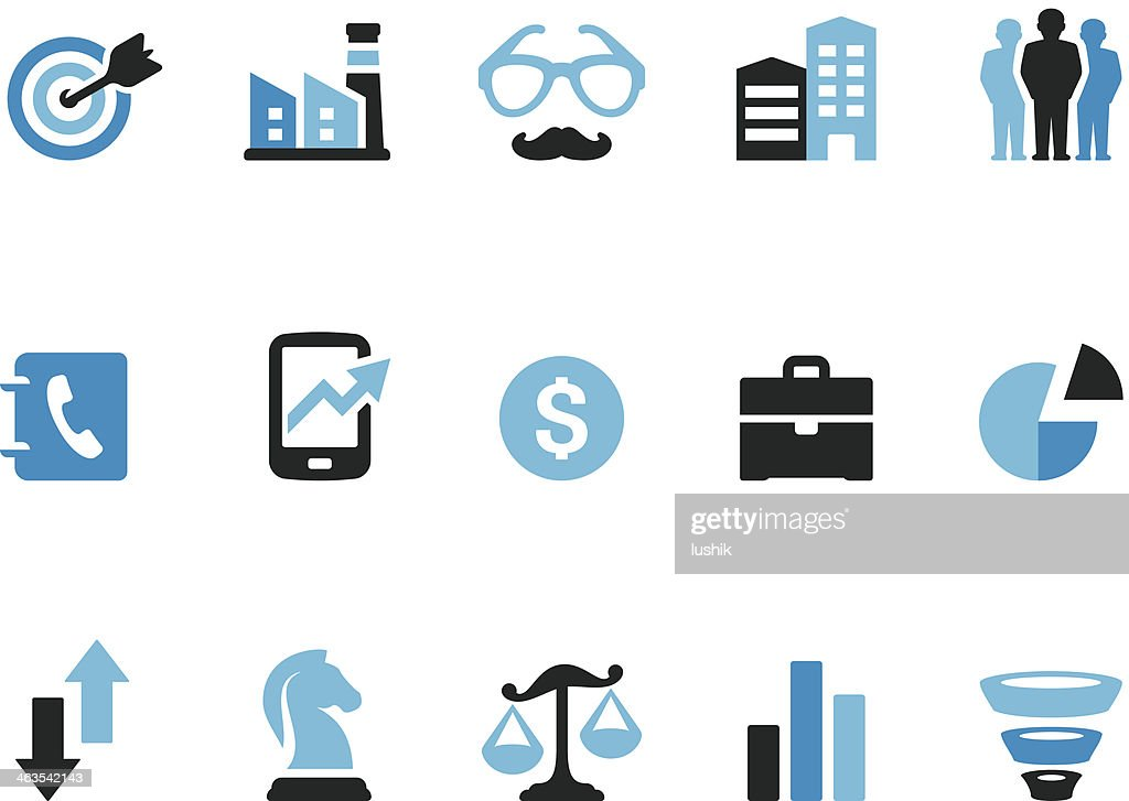 Business / Coolico icons