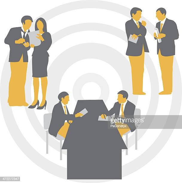 Business Firmentarif Personen-Office-Team