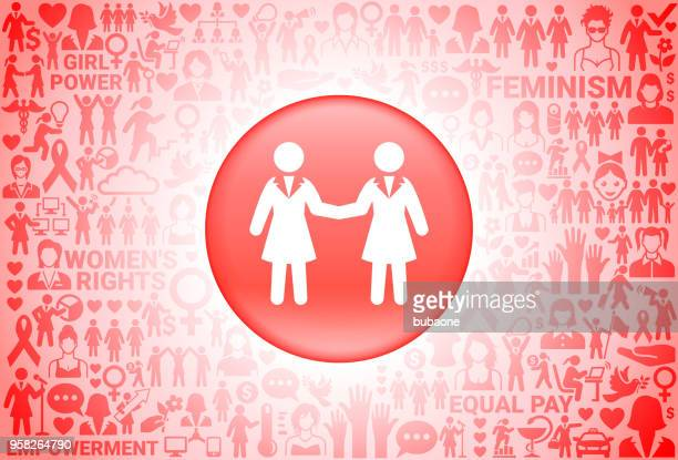 business deal  girl power women's rights background - me too social movement stock illustrations, clip art, cartoons, & icons