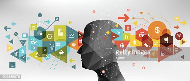 business development design - marketing stock illustrations
