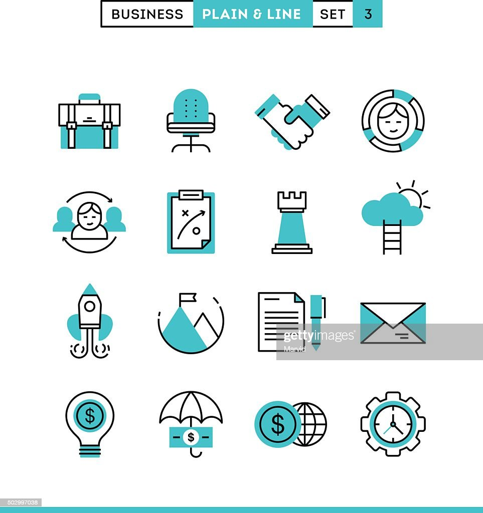 Business, entrepreneurship, teamwork, goals and more