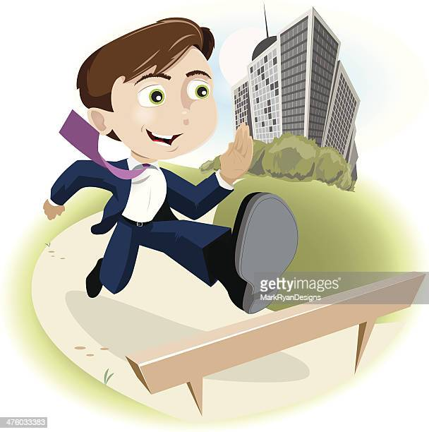 business hurdles youth - legal document stock illustrations, clip art, cartoons, & icons