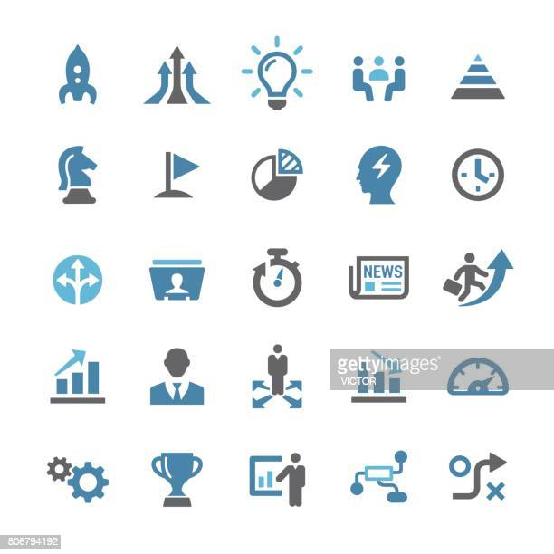 Business Icons - Qual-Serie