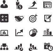 Business Icons Set 2-Acme Series