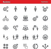 Business Icons - Set 4