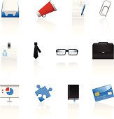 Business icons set ready for your web/app!