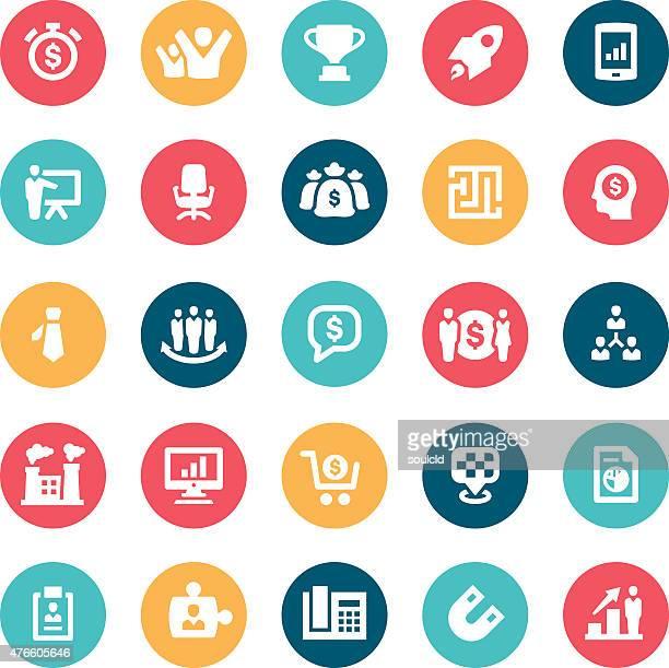 Icone di Business