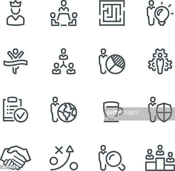 business icons - office safety stock illustrations, clip art, cartoons, & icons