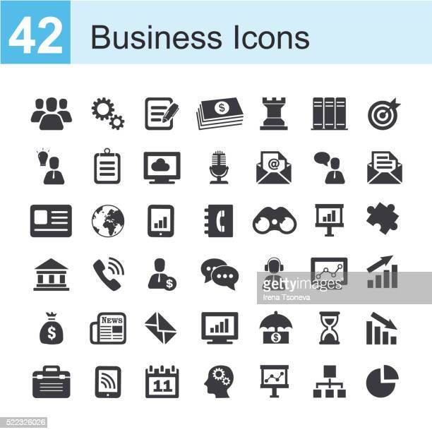 business icons - personal information stock illustrations, clip art, cartoons, & icons