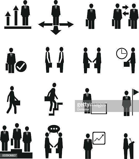 business icons - ordering stock illustrations, clip art, cartoons, & icons