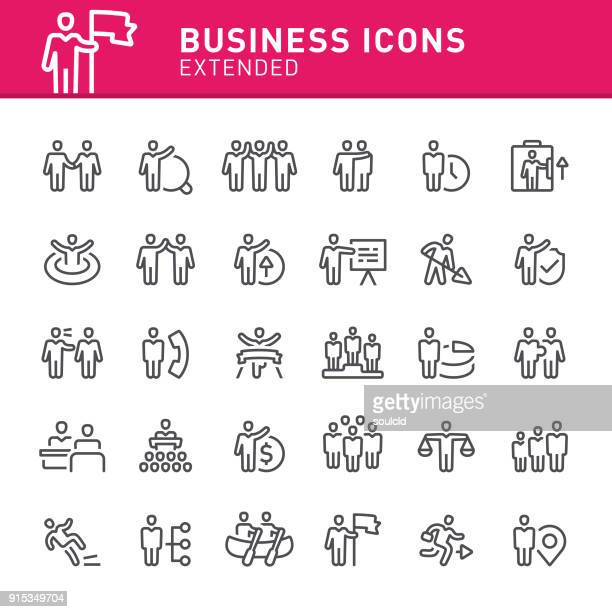 business icons - motivation stock illustrations, clip art, cartoons, & icons