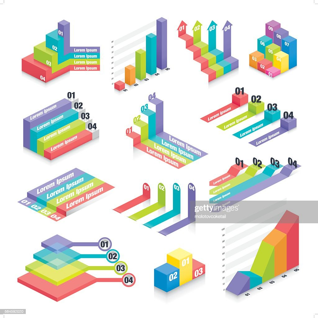 business infographic elements 2 : stock illustration