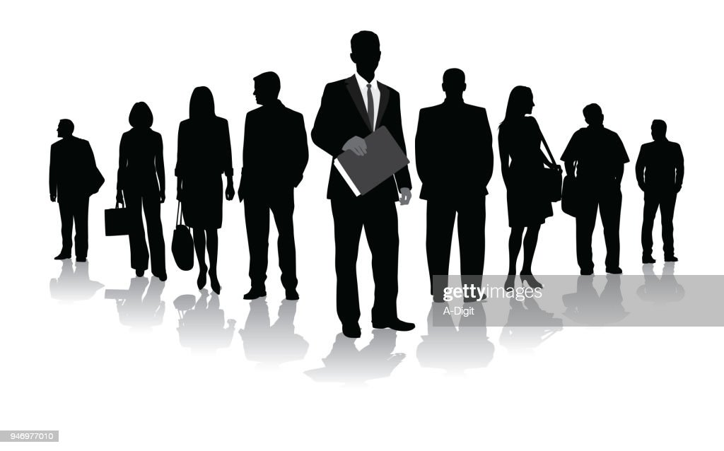 Business Leader : stock illustration