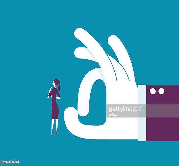 business man shoots with his finger off a woman - shooting a weapon stock illustrations, clip art, cartoons, & icons