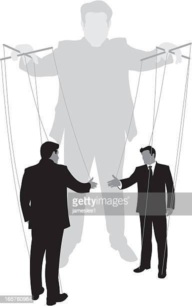 business-manipulation - full suit stock-grafiken, -clipart, -cartoons und -symbole
