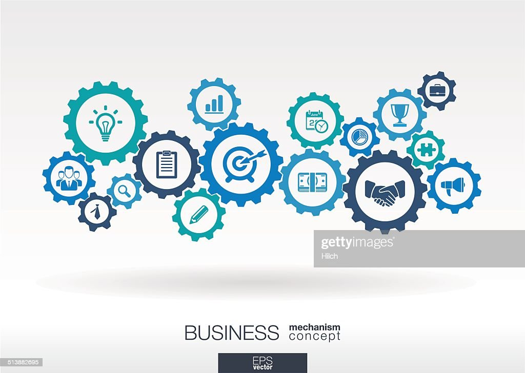 Business mechanism concept