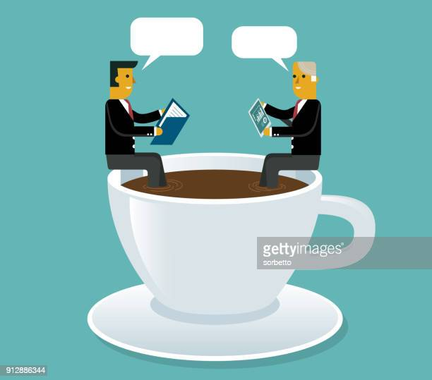 Business meeting - Businessman