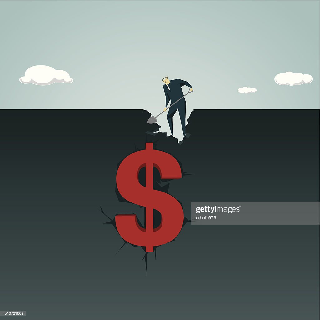 business metaphor : stock illustration