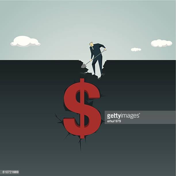 business metaphor - hidden stock illustrations, clip art, cartoons, & icons
